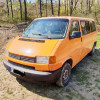 Volkswagen Transporter Long T4 2.4D 1997r 9 osobowy